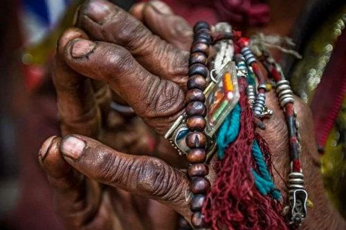preghiera induista